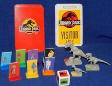 Jurassic Park/reemplazo de piezas de repuestos de juego de mesa-seleccione: -