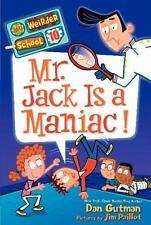Mr. Jack Is a Maniac! (Paperback or Softback)