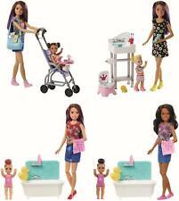 AUSWAHL: Mattel - Barbie Skipper - Puppe und Spielset - Babysitter Kind Möbel