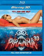 Piranha (2010) 3D (Ws)  Blu-Ray NEW