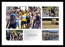 2012 Tour De France Bradley Wiggins & Team Sky Foto Recuerdos (tdfmu5)