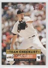 2005 Donruss Red Press Proof #395 Jason Schmidt San Francisco Giants Card