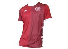 Dänemark Trikot 2016 Home Fußball Nationalmannschaft Adidas