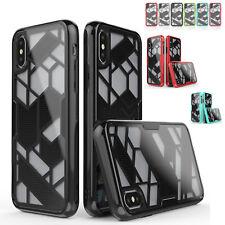 iPhone X Case, Geometric DIY Design Photo Sticker Case Cover For Apple iPhone X