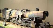 CMK Planet MV050 1/72 German Armored Train Engine BR-52