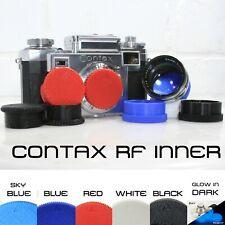 Contax RF Inner Bayonet Mount Rear Lens Cap or Body Cap FORSTER UK / US CKi Kiev