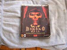 Brady Games Diablo Official Strategy Guide 2000