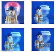 PIT BULL TERRIER #23 HOOD HOUNDS DOG FIGURE DANGLER KEYCHAIN LIGHT FAN LAMP PULL