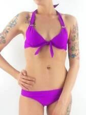 O'Neill Bikini Wire Hipfit Purple B Cup Neck Holder