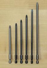 PH 2 Bits für Magazinschrauber 110 - 176 mm Makita / Fein / Hilti / Bosch / Flex