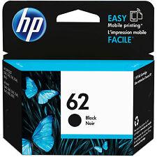 HP Geniune Original 62 62XL Ink Cartridge Black Tri-Colour BK Colour