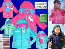 Kinder Skijacke Schneejacke Jacke Anorak Winterjacke Mädchenjacke  74-92 NEU