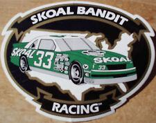 SKOAL BANDIT RACING DECAL WITH #33 CAR