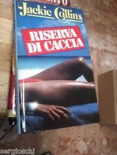 JACKIE COLLINS - RISERVA DI CACCIA - EUROCLUB 1987 --SR19