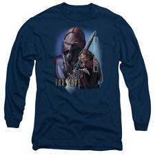 Farscape D'Argo Mens Long Sleeve Shirt