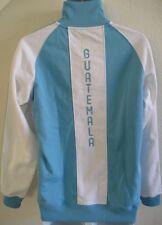 RARE~Adidas GUATEMALA firebird Track sweat shirt Jacket top superstar~Men sz~Lrg
