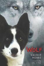 NEW Wolf by Valerie Hobbs