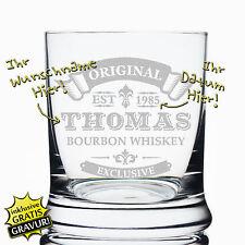 Leonardo Whiskyglas mit Personifizierter Wunschgravur Persönlicher Geschenk