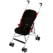 Lammfell - BUGGY Einlage Kinderwagen Baby Bett Tragetasche