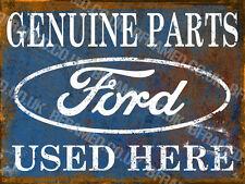 Ford Retro Garage Sign / MAN CAVE Sign / Pub Sign