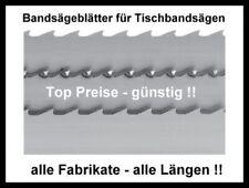 3 Stück Bandsägeblatt 1400x10x0,65mm Bandsägeblatt Westfalia 250W,Atika BS205
