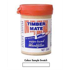 Timbermate WOOD FILLER Water Based WHITE *Australian Brand - 250g, 500g Or 2Kg