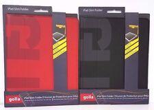 Golla iPad Slim Folder For iPad 2nd 3rd 4th Generation Black & Red