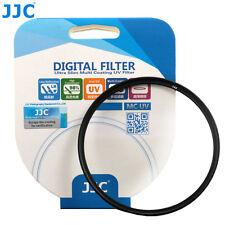 JJC UV Filter for Canon Nikon Leica Sigma Tamron Fuji Sony Pentax Olympus Lens