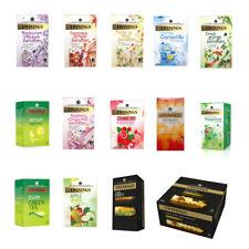 Twinings Tea Bags 2 x 20, Herbal Varieties All Enveloped & Boxed, 20 Variations