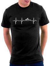 Heartbeat Mountain T-shirt