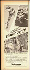 1959 Vintage ad for Johnson Sea-Horse Boat motor  (101812)