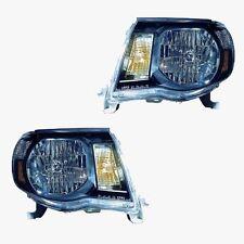 2005-2009 Toyota Tacoma Headlight Unit Pair