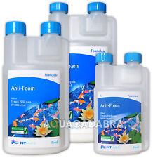NT LABS FOAM CLEAR ANTI FOAM FROTH FOR GARDEN FISH POND DEFOAMER KOI TREATMENT