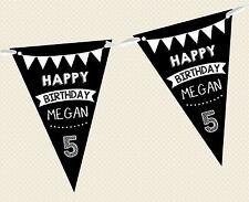 Personalizado Pizarra escribano- Feliz Cumpleaños Infantil