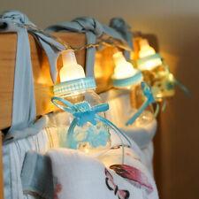 1.5m Battery Power LED Fairy Lights | Novelty Baby Shower Nursery Decoration