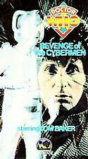Doctor Who - Revenge of the Cybermen (VHS)