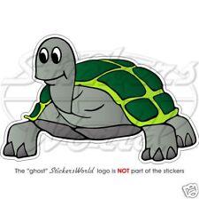 Tortue terrestre turtle wildlife reptile, vinyle autocollant, decal