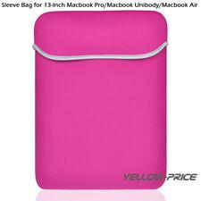 "Sydney Apple Laptop Protective Sleeve Case Soft Bag MacBook 12""  Pro Air 13"" 11"""
