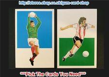 prescott-pickup - famosos futbolistas 1979 (VG) Recogida CARDS que necesita