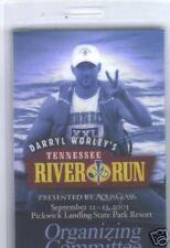 Darryl Worley 2003 Tennessee River Run Laminate