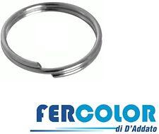 Anello Portachiave Anelli Portachiave acciaio anelli porta chiavi ( 100 pz )
