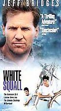 White Squall (VHS, 1996) Jeff Bridges