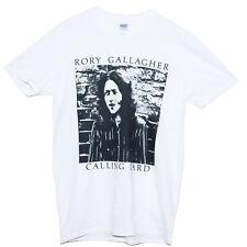 Rory Gallagher T-shirt Irish Folk Rock Blues Jazz Unisex Festival Top ALL SIZES
