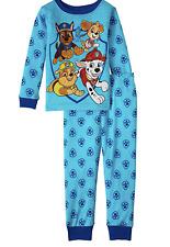 NWT Nickelodeon Dogs Paw Patrol Pajamas Cotton Snug Fit 2 3 4 5T