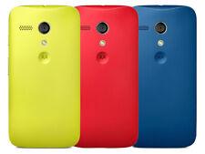 Original Motorola Moto G Akkudeckel Back Case Cover Case Deckel Deckel B Cover