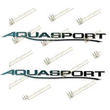 AQUASPORT 205 OSPREY BOAT DECALS (SET OF 2) Choose Outline Color