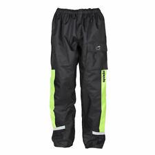 Spada eau Imperméable & anti-vent Moto Surpantalon Pantalon noir / fluo