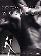 New York City Ballet Workout Peter Martins, Sarah Jessica Parker, Helne Alexopo