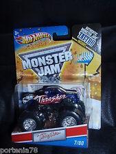 Hot Wheels Monster Jam THRASHER 7/80 Tattoo Series