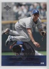 2005 Upper Deck #100 Alex Cora Los Angeles Dodgers Baseball Card